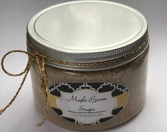 Maple Brown Sugar Scrub