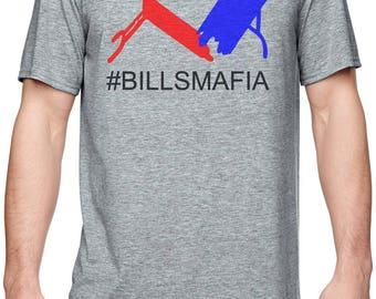 Bills Mafia Get The Tables T-Shirt BillsMafia #BILLSMAFIA Buffalo NY