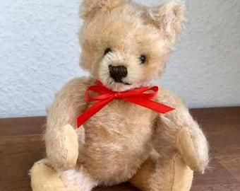 60s Vintage Steiff Teddy Bear