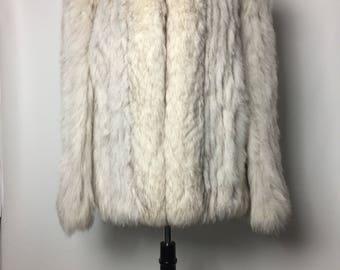 Vintage FOX FUR Coat