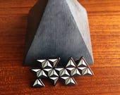 Dymaxion Dome Pin