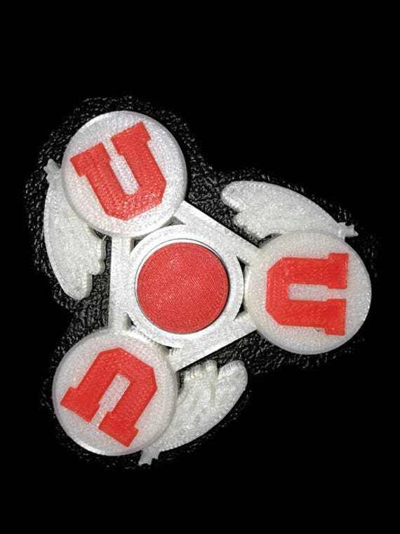 University of Utah Fidget Spinner