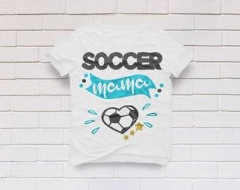 Soccer mama svg, Soccer mom svg, Soccer svg, Soccerball svg, Monthers day svg, Live love soccer svg, Cricut, Cameot, Svg, DXF, Png, Pdf, Eps