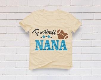 football svg, football Nana svg, Grandma svg, Football mama svg, Football shirt, Football mom svg, Cricut, Cameo, Clipart, Svg, DXF, Png Eps