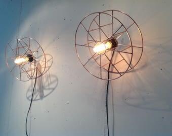 Industriele lamp - Lampadario