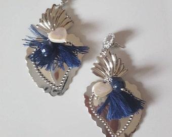 Hart earrings