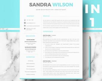 Professional Resume, CV Template | Modern Resume, CV Design; Resume, CV +  Resume Design Tips