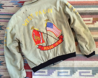 Vintage West Pac Tour 88 Jacket MSSG 13-15