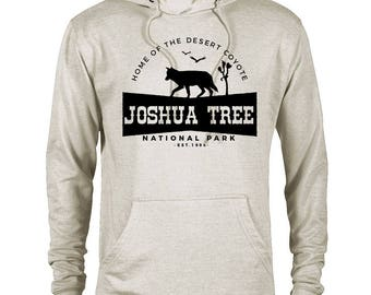Joshua Tree National Park Adventure Unisex French Terry Hoodie