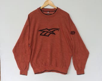 Vintage Reebok Big Logo Embroidered XL