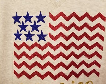 America/July 4th/Independence Day/Fourth of July t-shirt