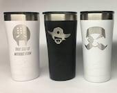 Overwatch Custom 20oz Stainless Mug