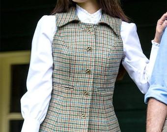 Reiver Waistcoat (Aberfeldy Tweed)