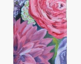 """Phone Case """"Bring Me Flowers"""" IPhone7/ Plus Iphone 6s/ Plus Samsung"""