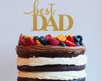 Dad birthday cake Etsy