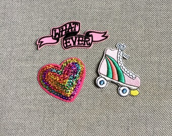 4 GIRL POWER Patches