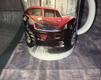 Custom Coffee Mug, Add your RC Car to a mug, Personalized RC Model, RC Coffee Mug, Gift For Him, Radio Controlled Car, Original Coffee Cup