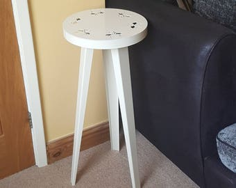 Galvanised Steel Tall Flamingo Bistro Table