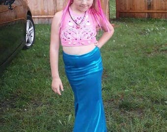 Children's Mermaid Skirt