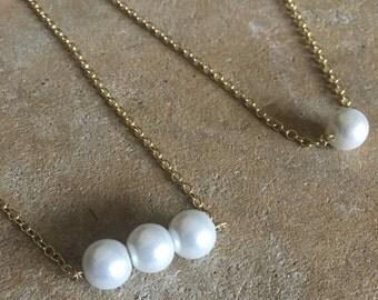 Pearl Neckaces