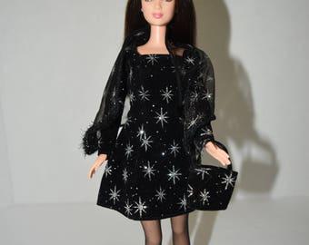 Barbie Fashion Ave Starry Night