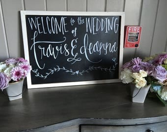 Complete Wedding Signs Package