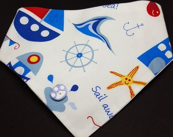 Nautical Bandanas