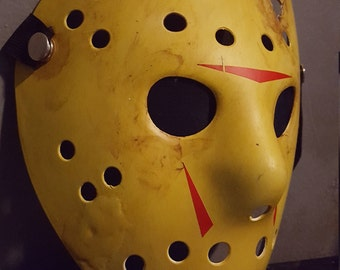 Friday the 13th Part VIII  Mask Replica -01