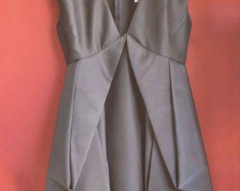 Folded COS dress