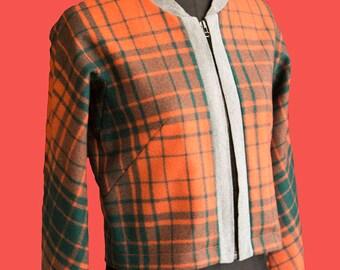 1990's Cacharel sweater jacket