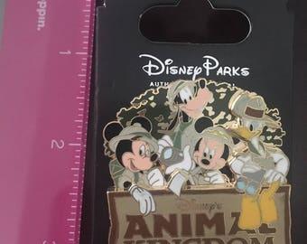 Disney Animal Kingdom Trading Pin