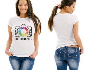 Photographer Gift, Photographer Shirt, Camera T shirt, Photography Shirt,Photography Gift,Oh Snap, Gift for Photographer, Snap Shirt uniform