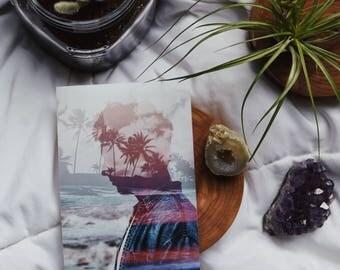 Ocean Minded Print