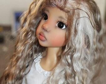 Doll wig for order bjd blythe