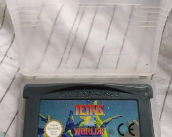 Tetris Worlds Gameboy Advance Cartridge [Retro] [2001] GBA