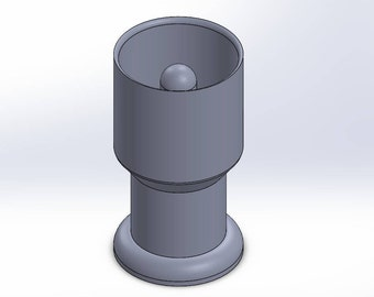 3D Printable Pythagoras Cup