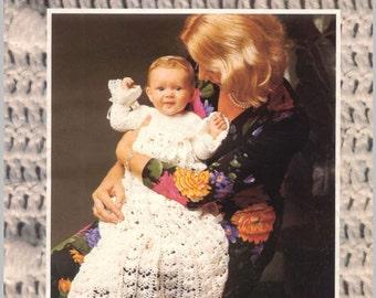 Vintage pattern book villawool best of baby