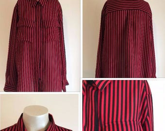 80's Alfred Dunner Blouse (M/L)