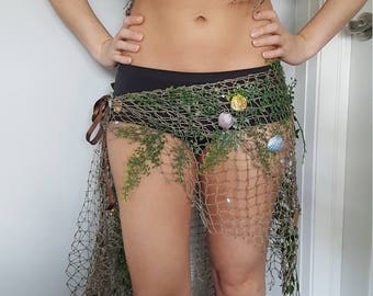 Siren Song Rave Outfit