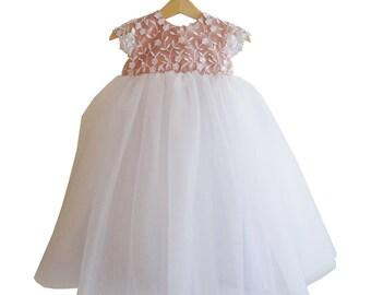 Baby wedding dress Etsy