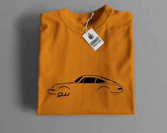 T-shirt Porsche 911 1963 | Gent, Lady and Kids | all the sizes | worldwide shipments | Car Auto Voiture