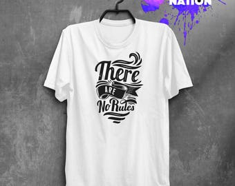 Motivational Shirt Motivational T-shirt Slogan Shirt Inspirational Shirt Motivational Tee Slogan Tee There Are No Rules Yoga Tee BF3039