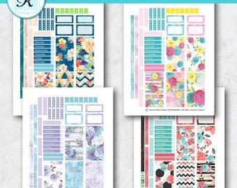 Passion Planner Stickers * Classic Sized Passion Planner * Printable Planner Stickers - STARTER KIT SPECIAL - Digital Download