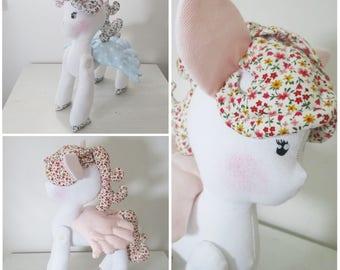 "Baby child Unicorn or pony ""little pony"" toy."