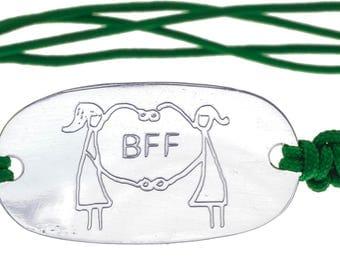 Bracelet BFF--Best Friend Forever