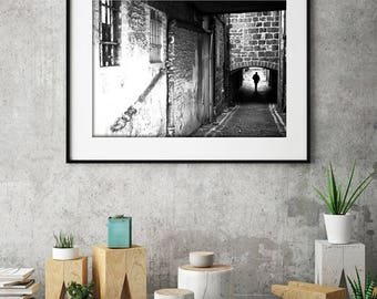 Aberdeen Street Photography Print Photo