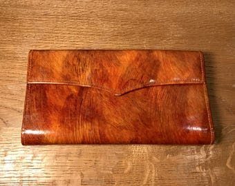 Vintage Baronet cowhide women's wallet