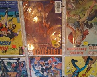 6 Vintage Comic Book Lot