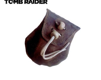 Replicas: Balls - Lara Croft tomb raider bag - handmade - Cosplay