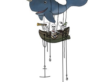 Travel by Narwhal.